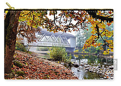 Larwood Covered Bridge Carry-all Pouch