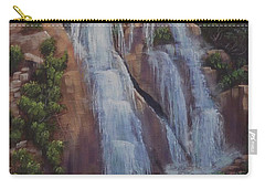 Las Brisas Falls Huatuco Mexico Carry-all Pouch