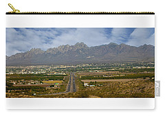 Las Cruces New Mexico Panorama Carry-all Pouch