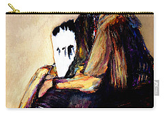 Quanah Parker- The Last Comanche Chief Carry-all Pouch