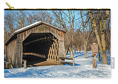 Last Covered Bridge Carry-all Pouch