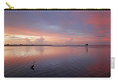 Carry-all Pouch featuring the photograph Last Light by HH Photography of Florida