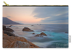 Carry-all Pouch featuring the photograph Last Light by Jonathan Nguyen