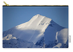 Carry-all Pouch featuring the photograph Last Light Of The Day by Jack Bell
