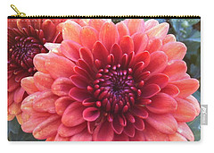 Carry-all Pouch featuring the photograph Last Of The Summer by Denyse Duhaime