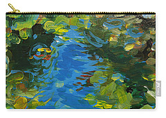 Laura's Pond II Carry-all Pouch