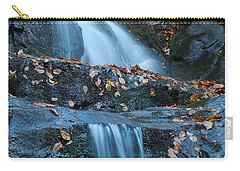 Carry-all Pouch featuring the photograph Laurel Falls by Patrick Shupert