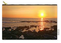 Lava Rock Beach Carry-all Pouch