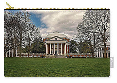 Lawn And Rotunda At University Of Virginia Carry-all Pouch