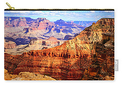 Layers Of The Canyon Carry-all Pouch