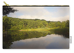 Carry-all Pouch featuring the photograph Lazy Afternoon by Michael Porchik