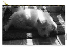 Carry-all Pouch featuring the photograph Lazy Days by Michael Krek