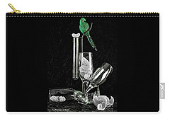 Le Perroquet Vert Carry-all Pouch