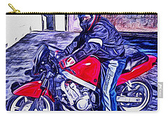 Learn How To Ride Carry-all Pouch