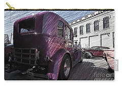 Carry-all Pouch featuring the photograph Leavenworth Kansas by Liane Wright