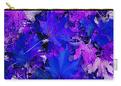 Carry-all Pouch featuring the photograph Leaves by Aimee L Maher Photography and Art Visit ALMGallerydotcom