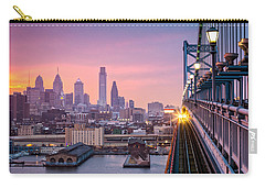 Leaving Philadelphia Carry-all Pouch