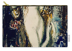 Leda  Carry-all Pouch by Gustave Moreau