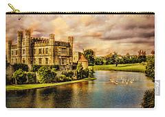 Leeds Castle Landscape Carry-all Pouch