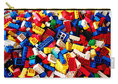 Lego - From 4 To 99 Carry-all Pouch