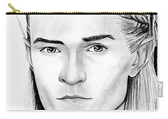 Legolas Greenleaf Carry-all Pouch by Kayleigh Semeniuk