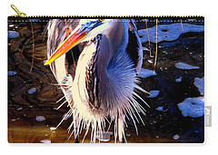 Carry-all Pouch featuring the photograph Legs by Faith Williams