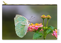 Lemon Emigrant Butterfly Carry-all Pouch