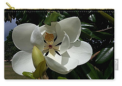 Lemon Magnolia Carry-all Pouch