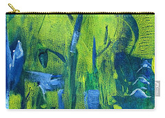 Lemon Willow Carry-all Pouch