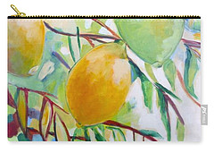 Lemons And Lime Carry-all Pouch
