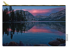 Lenticular Sunset At Tenaya Carry-all Pouch