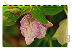 Lenton Rose Of Winter Carry-all Pouch