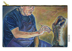 Figurative Painting Carry-all Pouch