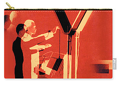 Leon Theremin Carry-all Pouch