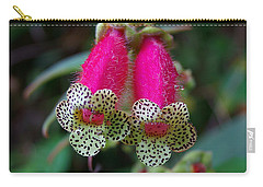 Leopard Flower - K. Digitaliflora Carry-all Pouch