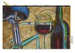L'eroica Bianchi Chianti Carry-all Pouch