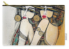Les Demoiselles Carry-all Pouch