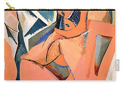 Les Demoiselles D'avignon Picasso Detail Carry-all Pouch