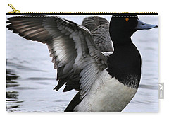 Lesser Scaup Duck  Carry-all Pouch