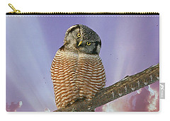 Lest Ye Be Judged Carry-all Pouch by Heather King