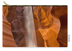 Carry-all Pouch featuring the photograph Let The Light Shine by Bryan Keil