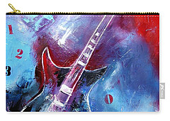Let The Music Play Carry-all Pouch