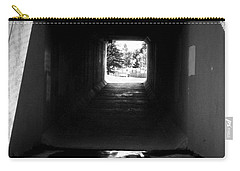 Lethbridge Underpass Carry-all Pouch by Donald S Hall