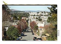 Carry-all Pouch featuring the photograph Let's Take It From The Top by Carol Lynn Coronios