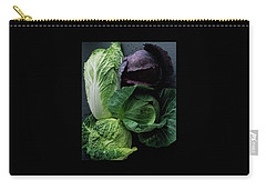 Lettuce Carry-all Pouch by Romulo Yanes