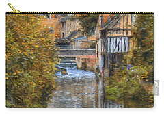 L'eure A Louviers Carry-all Pouch