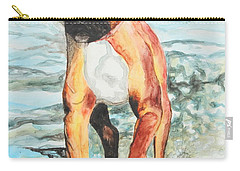 Leyla Carry-all Pouch by Jeanne Fischer