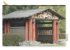 Lheit-li National Burial Grounds Entranceway Carry-all Pouch