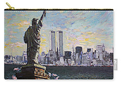City Scape Carry-All Pouches