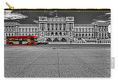Carry-all Pouch featuring the photograph Library Of Congress by Peter Lakomy